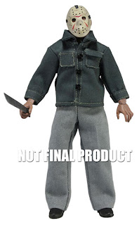 "NECA 8"" Retro Friday the 13th Jason Figure"