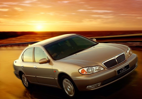 The Ultimate Car Guide Nissan Cefiro Generation 3 1