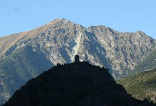Hill top castle