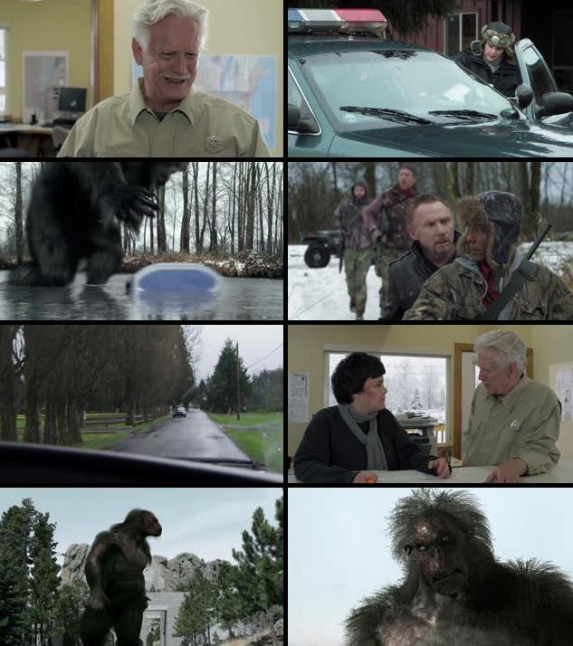 Bigfoot 2012 Dual Audio Hindi 480p BRRip 300mb