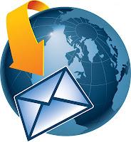 Email que gira con el mundo