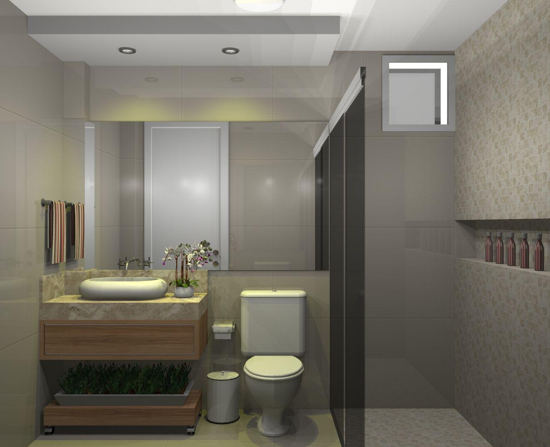 Designer de Interiores Ângela Jarosz: Banheiros e Lavabo #4F5B34 1324 1077