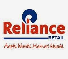 Reliance Job Openings in Chennai for freshers