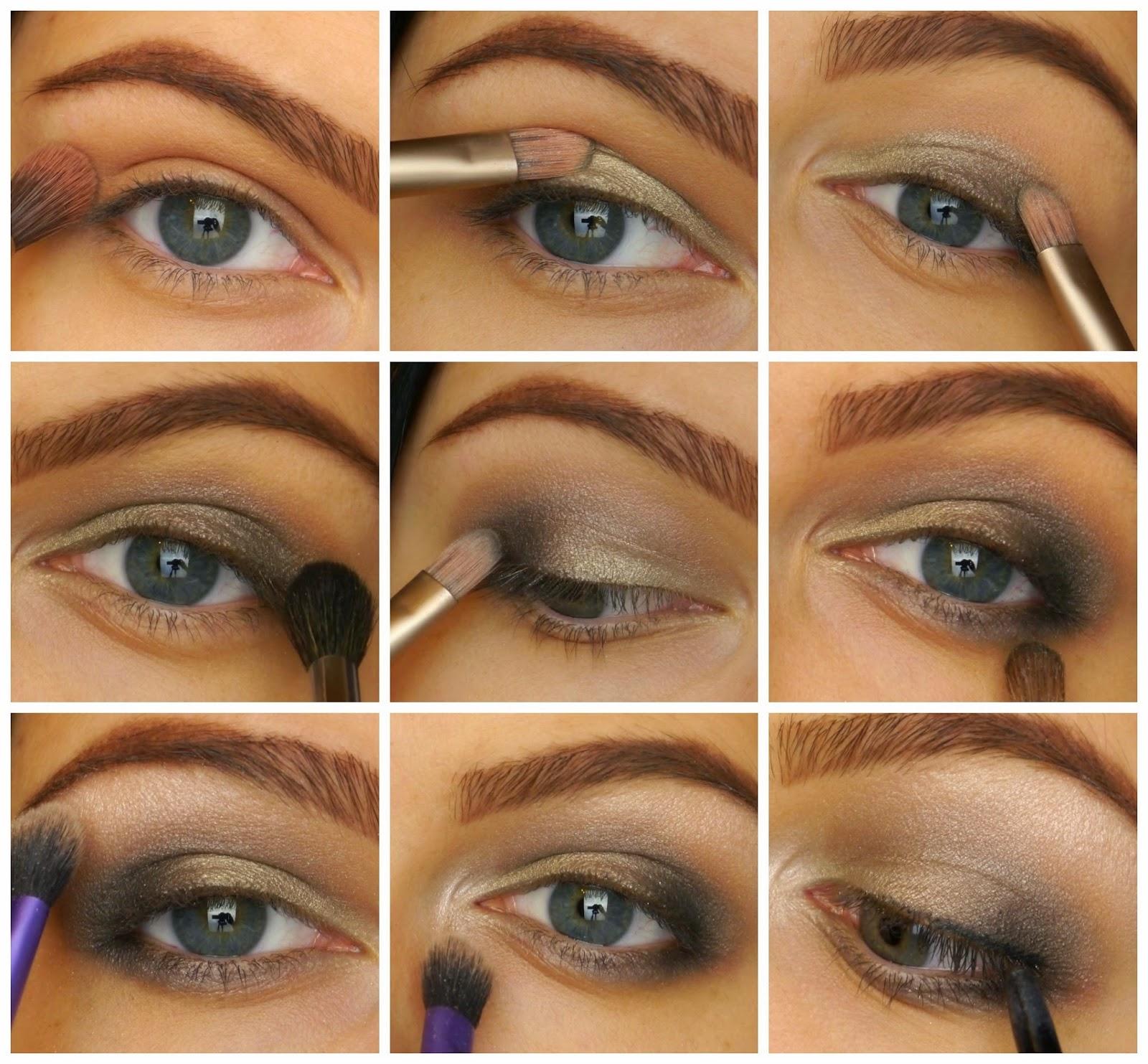 Elegant Augen Make Up Schritt Für Schritt Beste Wahl Ich Habe Mich Von Meiner Neuen Zoeva