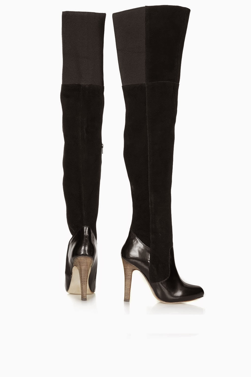 95d7fe80162a Need Want Now: Topshop thigh high boots... | KUIYA'S KLOSET