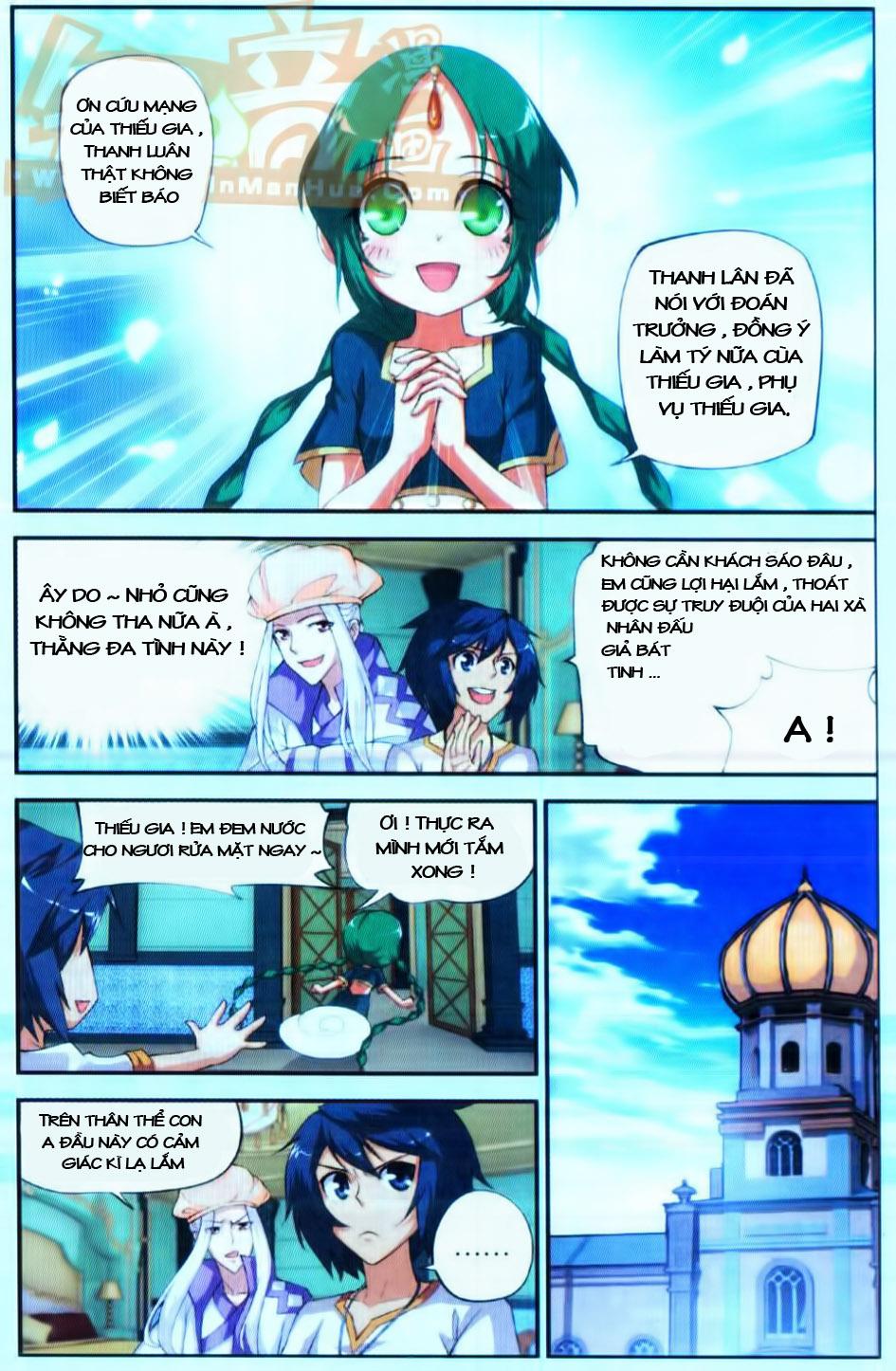 Đấu Phá Thương Khung chap 41 page 15 - IZTruyenTranh.com