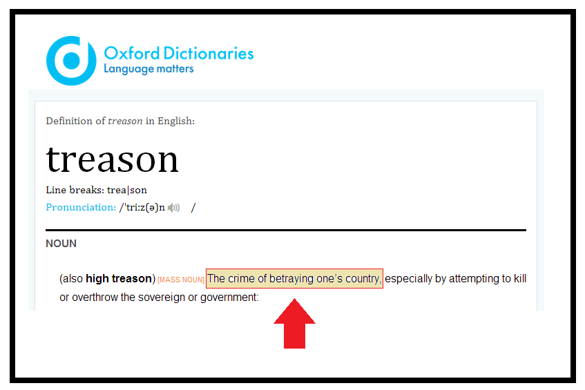 Oxford english dictionary definition of oxford english for Define treacherous