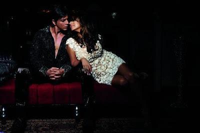 Shahrukh Khan with Wife Gauri Khan in 'India Fantastique'