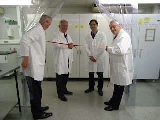With one of the most modern laboratories in UK reagent production, Lorne looks to a brighter and more successful future