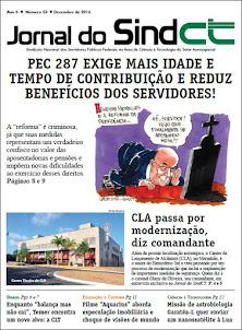 Jornal do SindCT - Última Edição