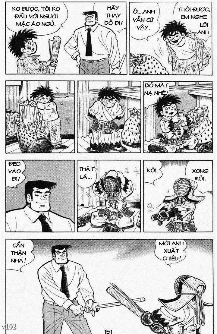 Siêu quậy Teppi chap 96 - Trang 16