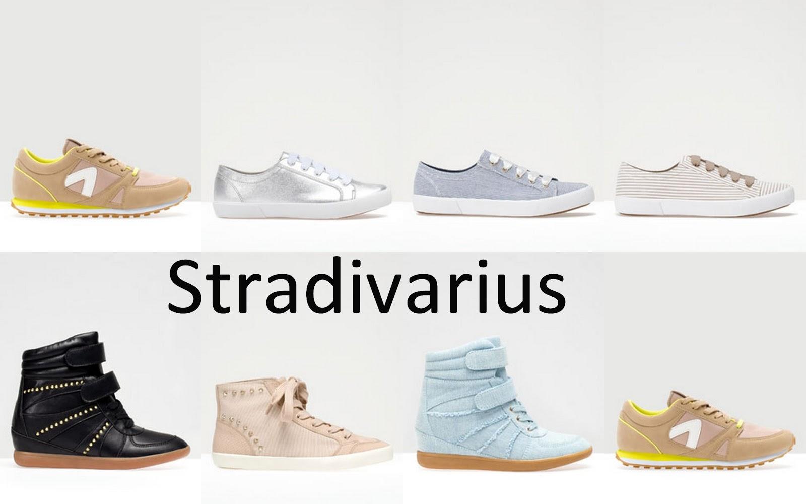 deportivas stradivarius