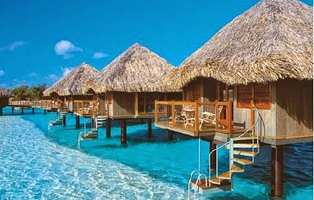 The couples spot dream vacations are not free for Top 10 vacation spots couples