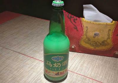 Bebidas alcohólicas de sabores extraños