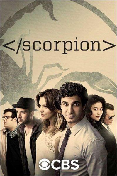 Scorpion Saison 3 VOSTFR