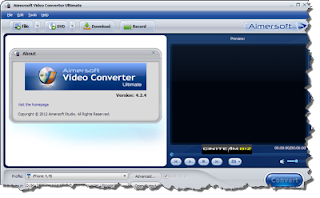 Aimersoft Video Converter Ultimate v5.5 Full