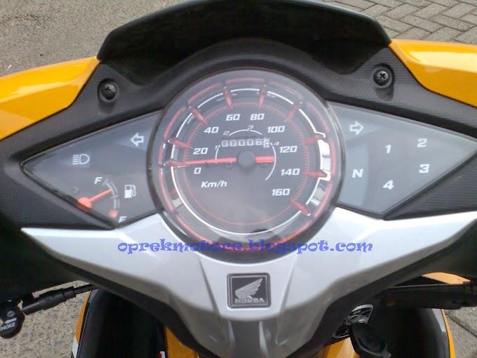 Catatan Waktu New Honda Blade 125 FI