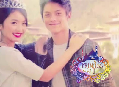 Kathryn Bernardo Mula Noon Hanggang Ngayon (Princess and I soundtrack)