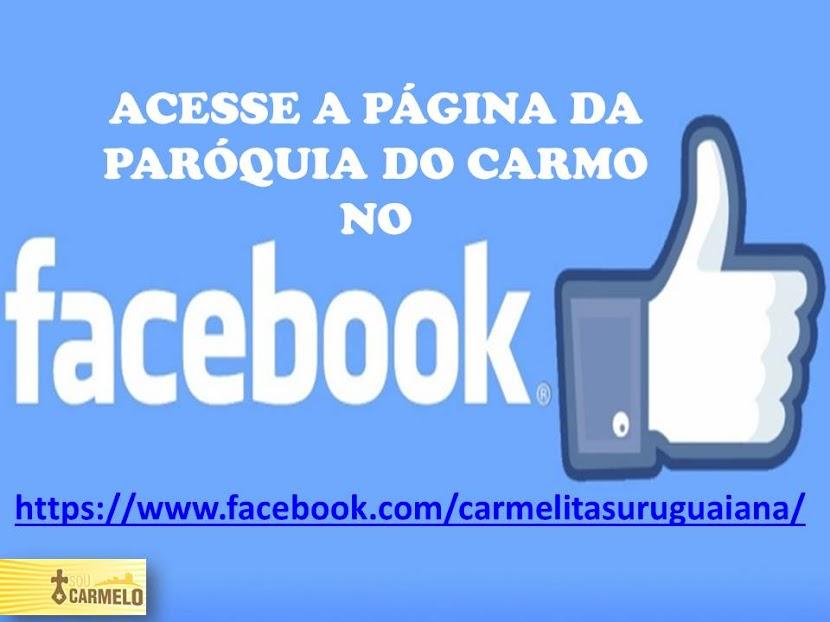 FACEBOOK DA PARÓQUIA