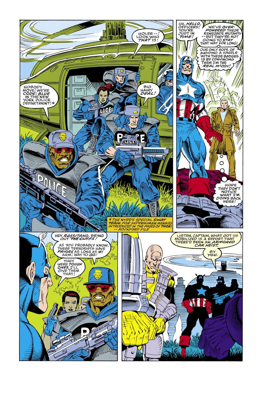 Captain America (1968) Issue #426 #376 - English 21