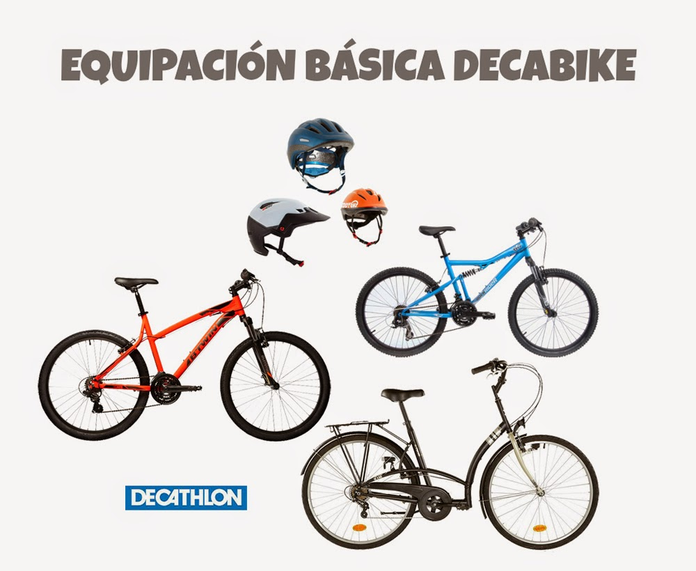 Equipacion Decabike Murcia