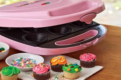 Máquina de Cupcake faz cupcakes em 5 minutos