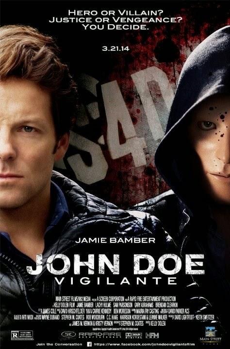 Ranh Giới Trắng Đen - John Doe Vigilante