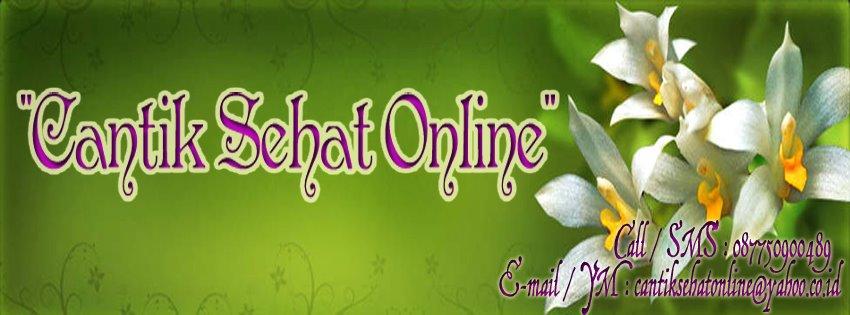 Cantik Sehat Online