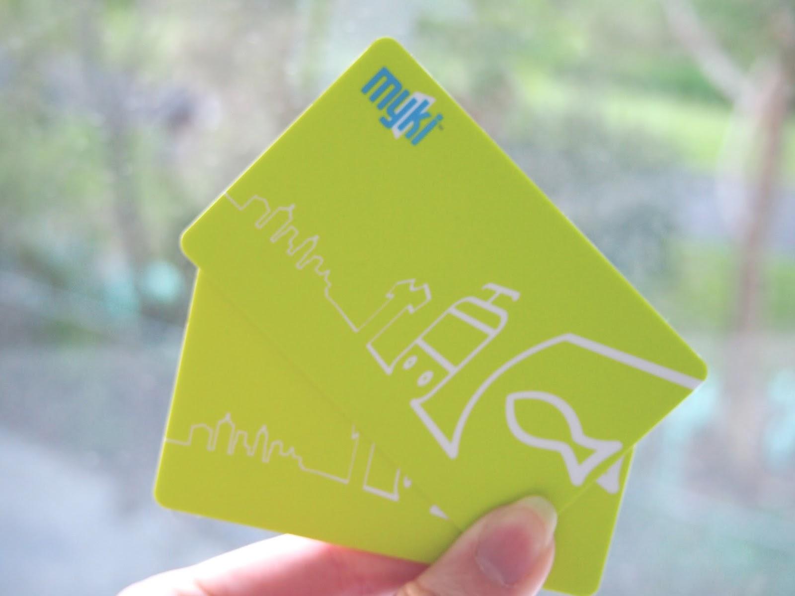 Myki Cards