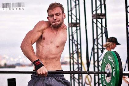 Luke Ericson, Pria Tanpa Lengan dan Paru-Paru Kiri Yang Hobi Fitnes di Gym