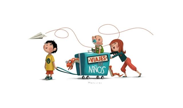 Web Viajes con Niños, una nueva ilusión