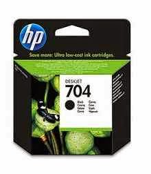 Buy HP 704 Black Ink Cartridge at Rs.297 Via paytm : Buy To Earn