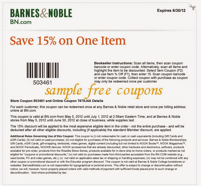 How to Save at Barnes and Noble