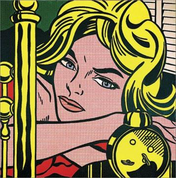 Conlascusadell 39 arte pop art - Roy lichtenstein cuadros ...