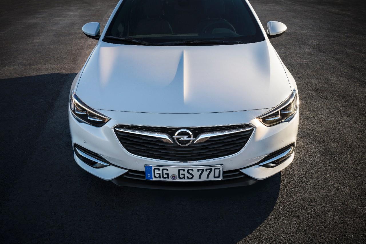 Dossier Opel Insignia