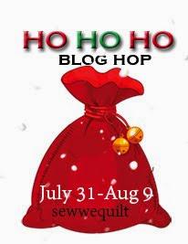 Ho! Ho! Ho! Blog Hop