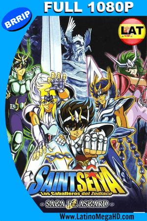 Los Caballeros del Zodiaco: Saga Asgard (1986) Latino Full HD 1080P (1986–1989)