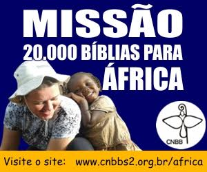 BÍBLIAS PARA ÁFRICA