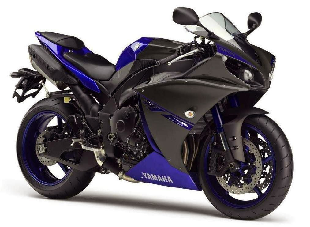 Top 5 fastest bikes in the world mech4study for Yamaha r1 2014