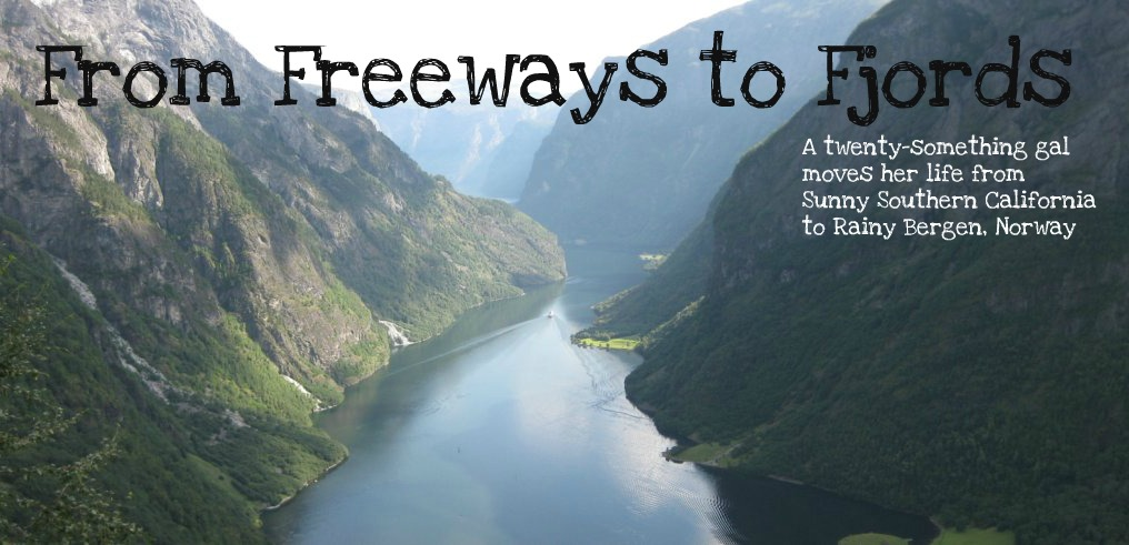 From Freeways to Fjords