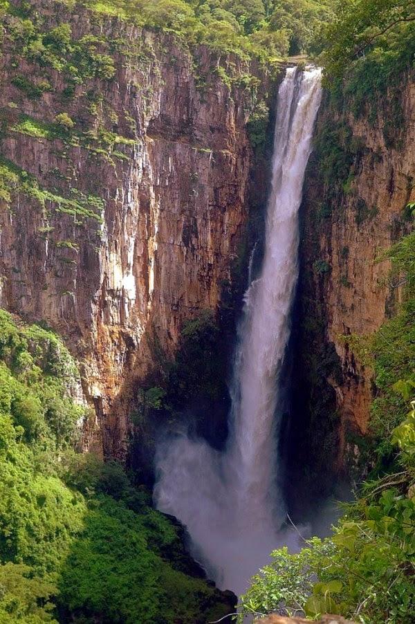 Kalambo Falls, Zambia / Tanzania