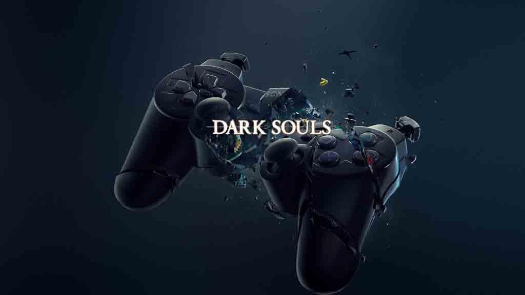 dark soul game hd wallpaper