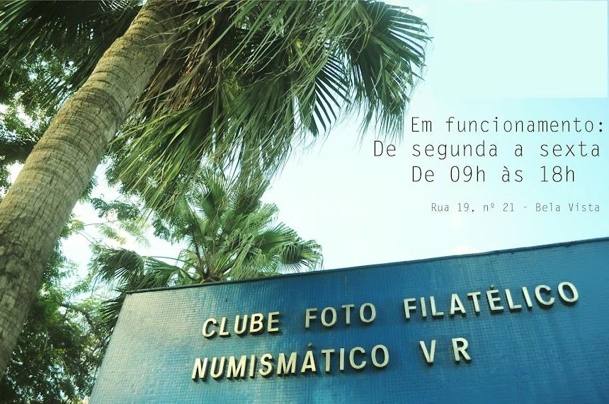 Clube Foto Filatélico de Volta Redonda