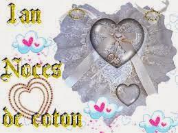 Poeme anniversaire de mariage1 ans : Noce de coton