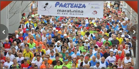Maratonina di San Martino