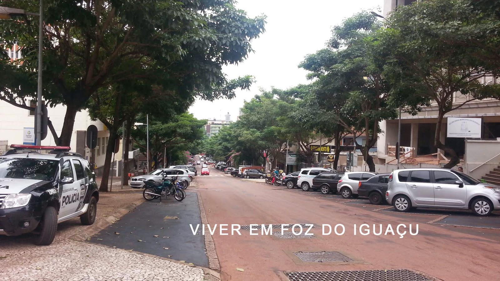 Avenida Brasil: a rua que era de barro e hoje sonha em ser Shopping - Parte 2