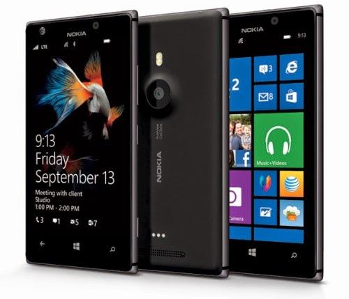 Thay màn hình, thay mặt kính Nokia Lumia 725