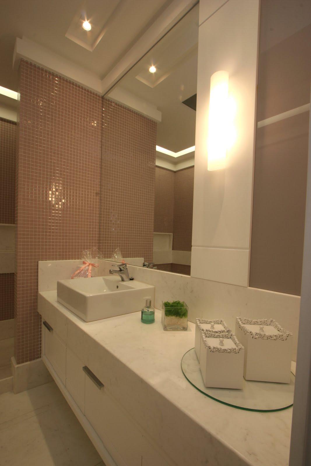 banheiro com pastilha beje mais pastilha rosa bathroom banheiro  #C0990B 1067 1600
