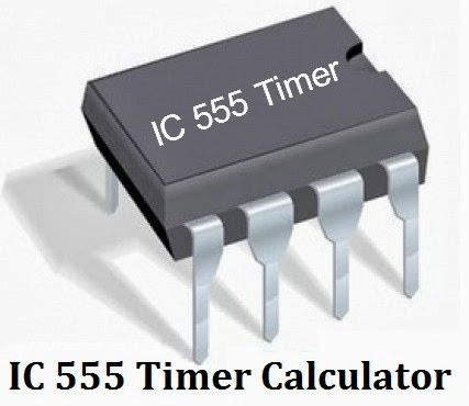 IC 555 Timer Calculator
