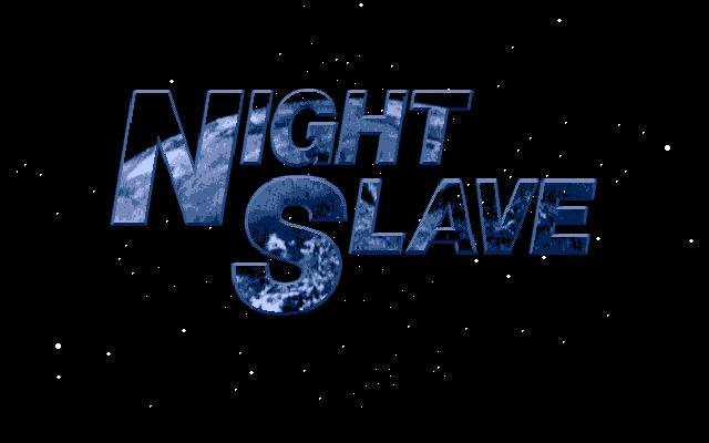 Night Slave title screen